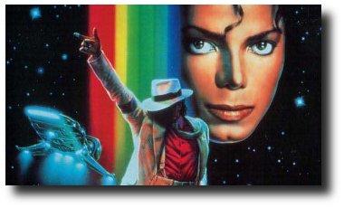 Michael Jackson est mort...